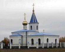 Храм села Приречное