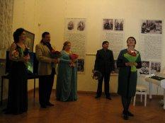 Экскурсия для прихожан в Радищевский музей