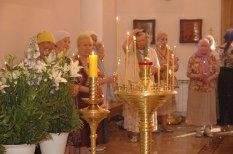 Успе́ние Пресвятой Владычицы нашей Богородицы и Приснодевы Марии в нашем храме (2017)